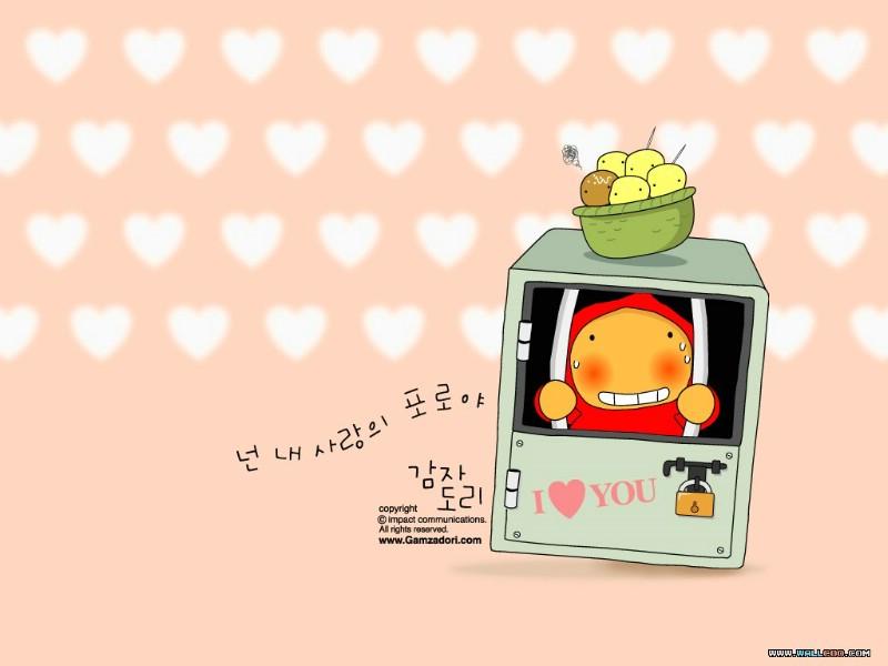 次发布的可爱三姐妹卡通头像 qq三姐妹可爱头像卡