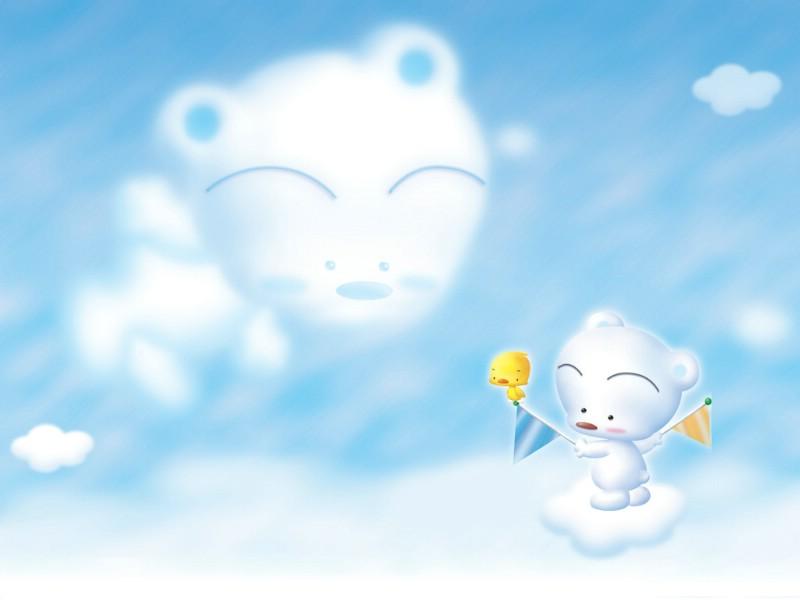 可爱的图片-如果天空会流泪-灰白色的天空