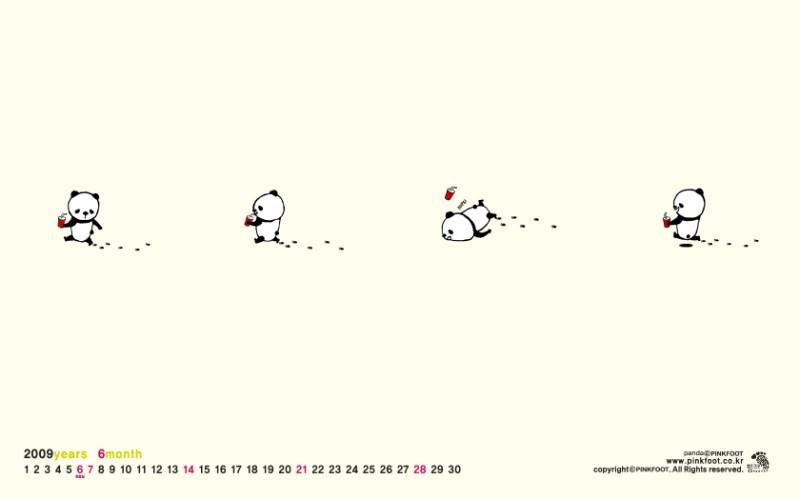 Pinkfoot 6月图片壁纸壁纸 韩国文具品牌Pinkfoot 2009月历插画壁纸壁纸 韩国文具品牌Pinkfoot 2009月历插画壁纸图片 韩国文具品牌Pinkfoot 2009月历插画壁纸素材 插画壁纸 插画图库 插画图片素材桌面壁纸