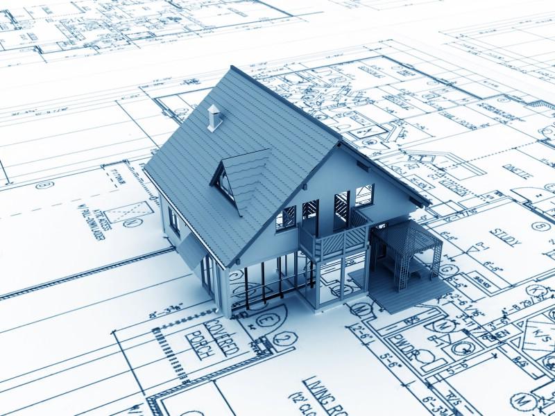 3D建筑建筑施工图壁纸 建筑蓝图壁纸 建筑蓝图图片 建筑蓝图素材 插画壁纸 插画图库 插画图片素材桌面壁纸