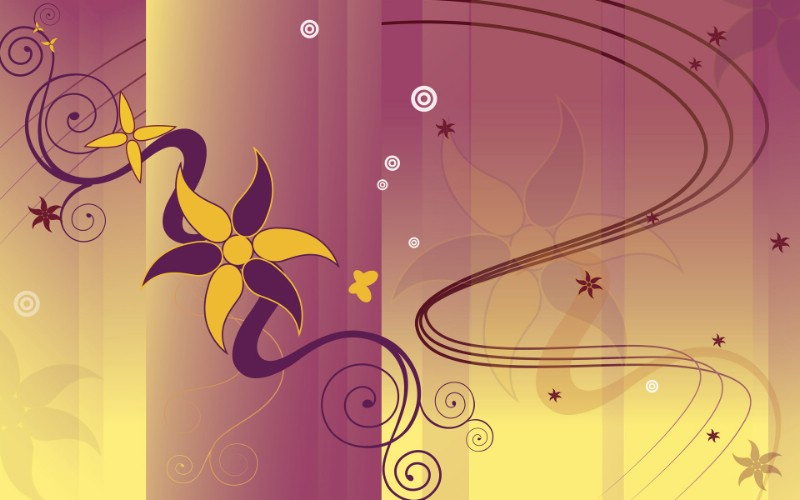 矢量植物花纹背景壁纸 Vector Floral Art Vector Flower Patterns Background壁纸 时尚植物花纹背景壁纸壁纸 时尚植物花纹背景壁纸图片 时尚植物花纹背景壁纸素材 插画壁纸 插画图库 插画图片素材桌面壁纸