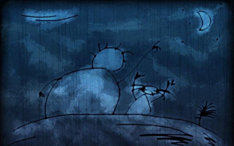 首页 桌面壁纸 插画壁纸 vladstudio壁纸(一)可爱简笔卡通篇 高清晰