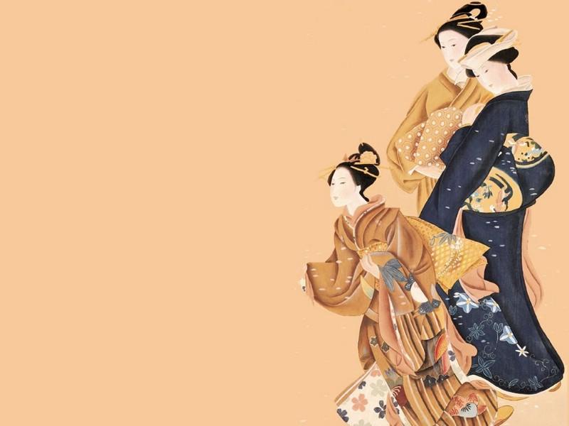 古代仕女图壁纸 古代仕女图壁纸