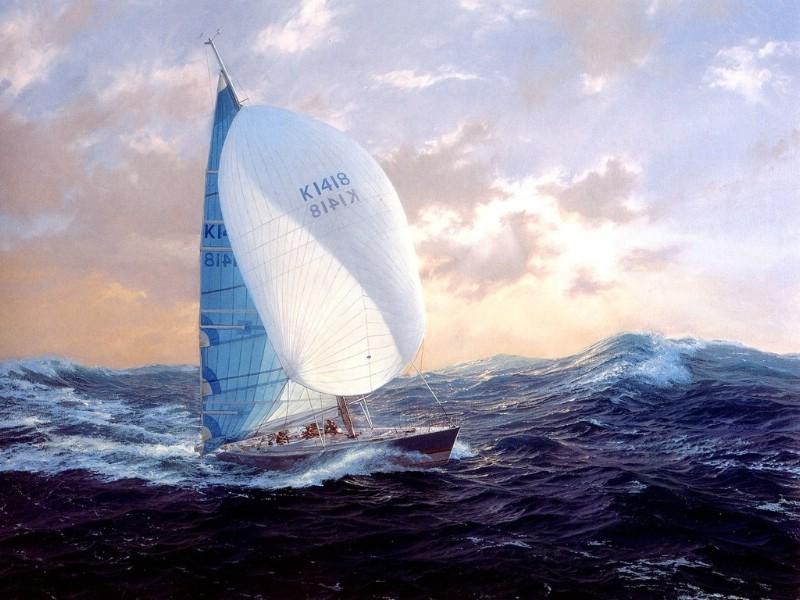 令人惊叹的手绘帆船壁纸壁纸,令人惊叹的手绘帆船壁纸壁纸图片图片