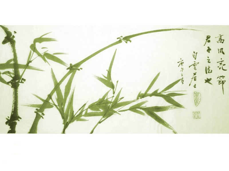 五绝   读海藻先生诗评(草稿) - 谷穗 - 华意的春天