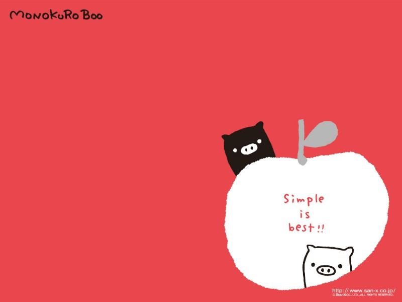 黑白猪 Mono KuRo BOO 壁纸8壁纸 黑白猪 (Mono壁纸 黑白猪 (Mono图片 黑白猪 (Mono素材 动漫壁纸 动漫图库 动漫图片素材桌面壁纸