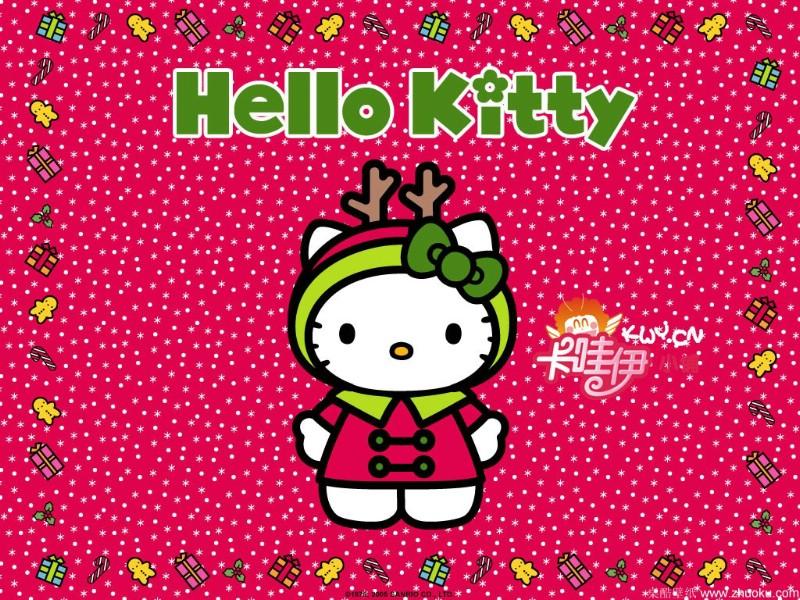 HelloKitty 壁纸9壁纸 HelloKitty壁纸 HelloKitty图片 HelloKitty素材 动漫壁纸 动漫图库 动漫图片素材桌面壁纸