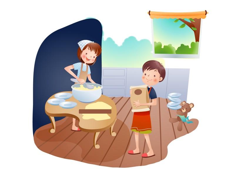 六一儿童节壁纸 快乐暑假