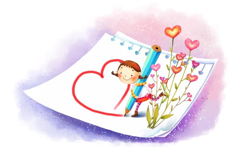 六一国际儿童节可爱卡通宽屏壁纸 壁纸2壁纸 六一国际儿童节可爱卡壁纸 六一国际儿童节可爱卡图片 六一国际儿童节可爱卡素材 动漫壁纸 动漫图库 动漫图片素材桌面壁纸