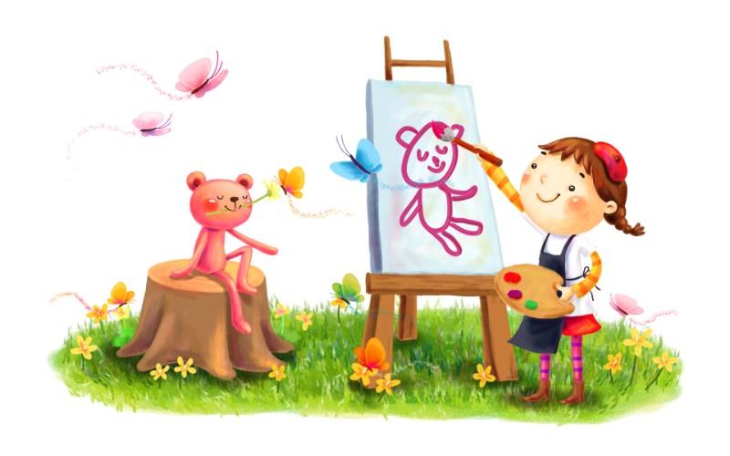 六一国际儿童节可爱卡通宽屏壁纸 壁纸4壁纸 六一国际儿童节可爱卡壁纸 六一国际儿童节可爱卡图片 六一国际儿童节可爱卡素材 动漫壁纸 动漫图库 动漫图片素材桌面壁纸
