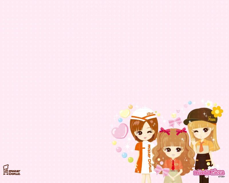 桌面壁纸卡通可爱女孩,可爱女孩壁纸,可爱卡通女孩壁纸,可爱动漫女孩