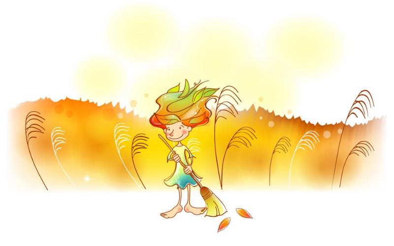 秋天的童话 橙色卡通宽屏壁纸 壁纸7壁纸 秋天的童话 橙色卡通壁纸 秋天的童话 橙色卡通图片 秋天的童话 橙色卡通素材 动漫壁纸 动漫图库 动漫图片素材桌面壁纸