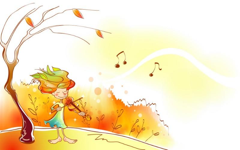 秋天的童话 橙色卡通宽屏壁纸 壁纸9壁纸 秋天的童话 橙色卡通壁纸 秋天的童话 橙色卡通图片 秋天的童话 橙色卡通素材 动漫壁纸 动漫图库 动漫图片素材桌面壁纸