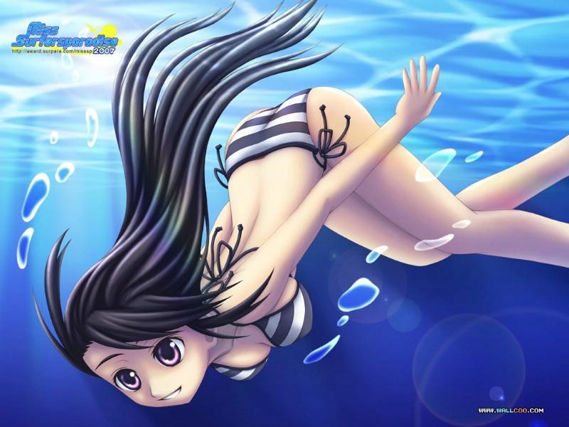 日本动漫cg美少女壁纸desktop