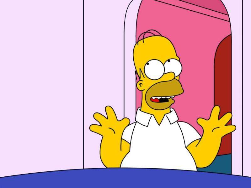 辛普森的动漫图片 9张图片