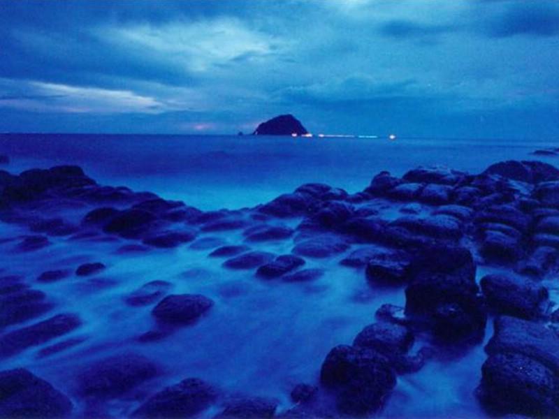 和平岛滨海公园壁纸图片 和平
