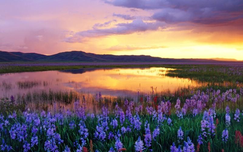 世界名胜之旅 美洲篇 美国爱达荷州