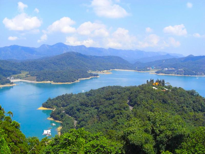 中国十大名胜古迹 台湾日月潭排名第八 - 低调、一指禅 - 默默无闻的教育教学博客家园