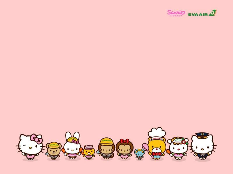 Hello Kitty桌面壁纸壁纸 长荣航空Hello Kitty 彩绘机宣传壁纸壁纸 长荣航空Hello Kitty 彩绘机宣传壁纸图片 长荣航空Hello Kitty 彩绘机宣传壁纸素材 广告壁纸 广告图库 广告图片素材桌面壁纸