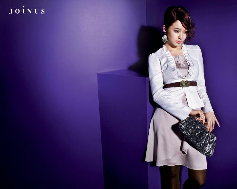 韩国 Joinus 美女时装壁纸 壁纸8壁纸 韩国 Join