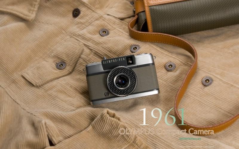 Olympus 奥林巴斯相机纪念壁纸 三 奥林巴斯相机 1961 Oplympus Compact Cameras壁纸 Olympus 奥林巴斯相机三壁纸 Olympus 奥林巴斯相机三图片 Olympus 奥林巴斯相机三素材 广告壁纸 广告图库 广告图片素材桌面壁纸