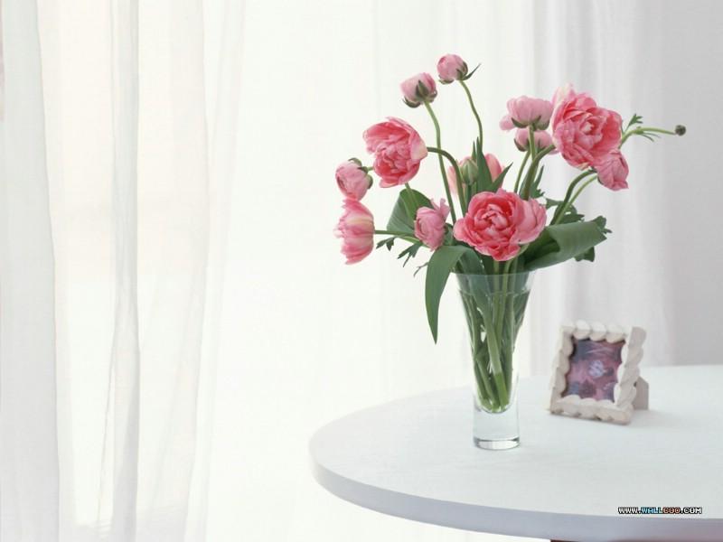花卉插花艺术图片壁纸