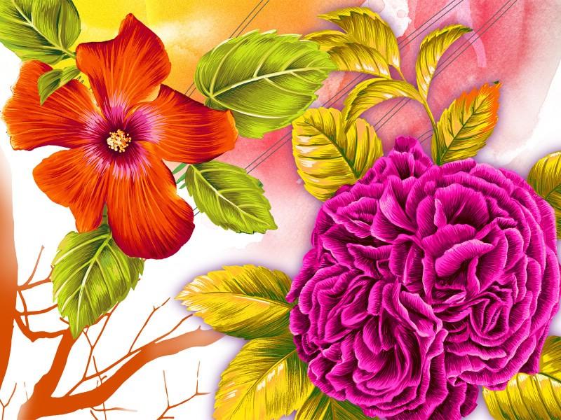 艺术风格花卉图案插画设计 花卉绘画 艺术花卉图案设计 1600 1200壁纸 艺术风格花卉图案插画设计第二集壁纸 艺术风格花卉图案插画设计第二集图片 艺术风格花卉图案插画设计第二集素材 花卉壁纸 花卉图库 花卉图片素材桌面壁纸