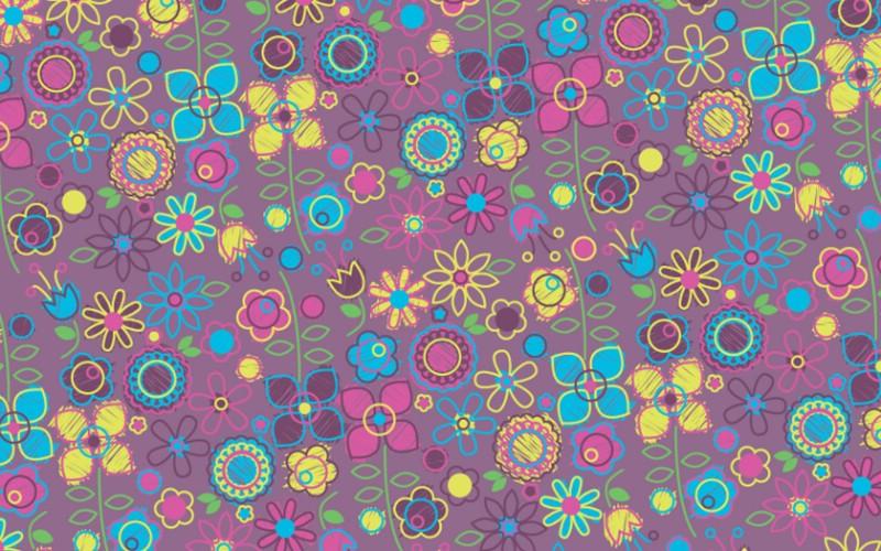 花的海洋 花卉图形设计壁纸壁纸 艺术与抽象花卉壁纸壁纸 艺术与抽象花卉壁纸图片 艺术与抽象花卉壁纸素材 花卉壁纸 花卉图库 花卉图片素材桌面壁纸