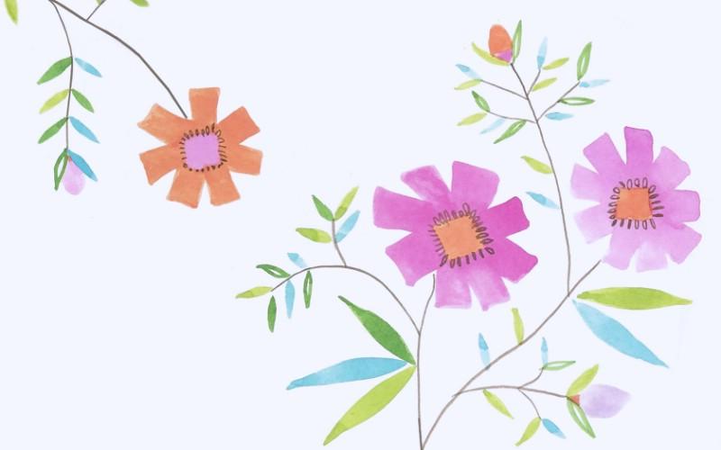 艺术花卉图案壁纸 花卉插画壁纸壁纸 艺术与抽象花卉壁纸壁纸 艺术与抽象花卉壁纸图片 艺术与抽象花卉壁纸素材 花卉壁纸 花卉图库 花卉图片素材桌面壁纸