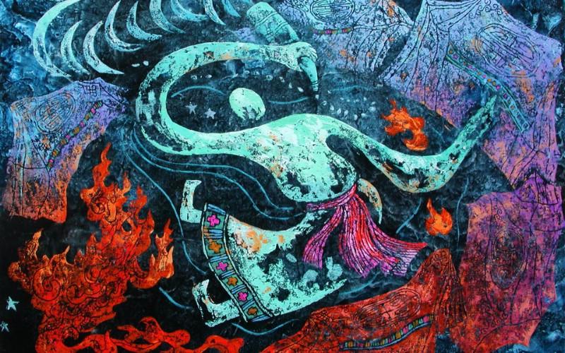藏族祥巴版画 壁纸7壁纸 藏族祥巴版画壁纸 藏族祥巴版画图片 藏族祥巴版画素材 绘画壁纸 绘画图库 绘画图片素材桌面壁纸