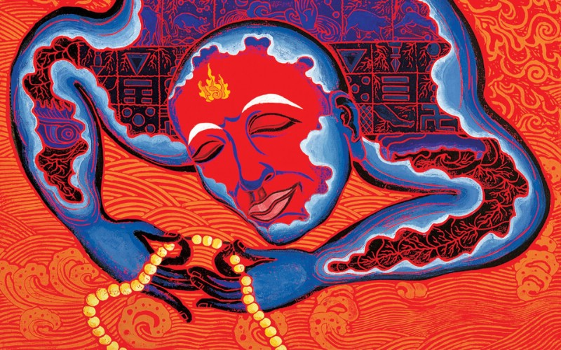 藏族祥巴版画 壁纸8壁纸 藏族祥巴版画壁纸 藏族祥巴版画图片 藏族祥巴版画素材 绘画壁纸 绘画图库 绘画图片素材桌面壁纸