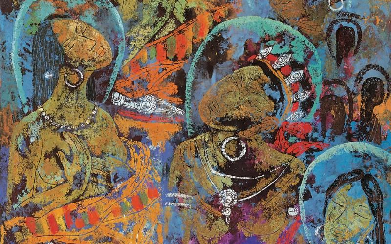 藏族祥巴版画 壁纸30壁纸 藏族祥巴版画壁纸 藏族祥巴版画图片 藏族祥巴版画素材 绘画壁纸 绘画图库 绘画图片素材桌面壁纸