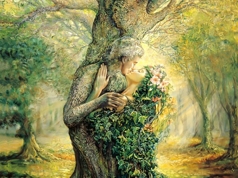 英国艺术家约赛芬华尔(Josephine Wal)绘画作品(二) - 笑然 - xiaoran321456 的博客