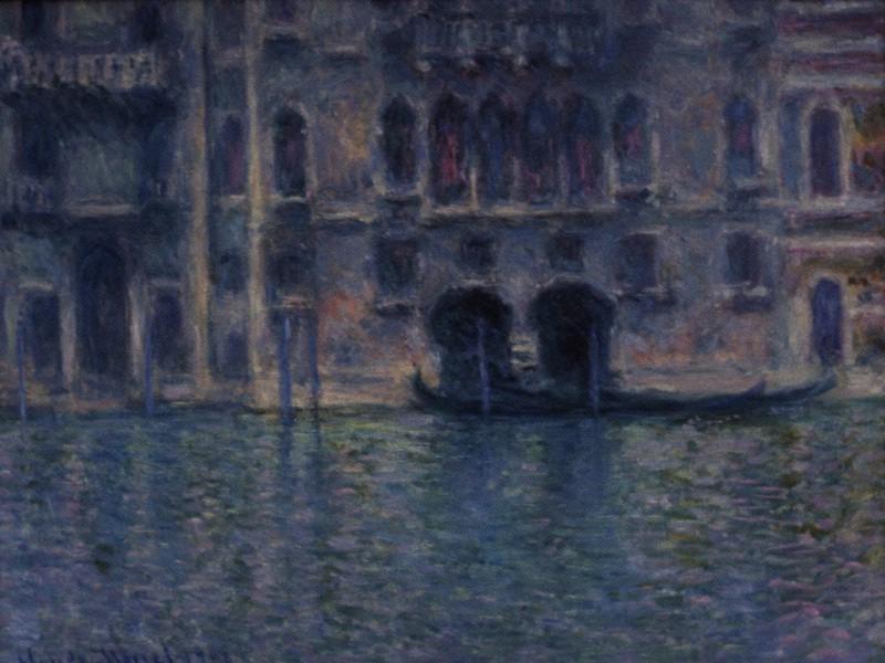 莫奈/莫奈作品莫奈油画 Claude Monet Painting Art 壁纸23