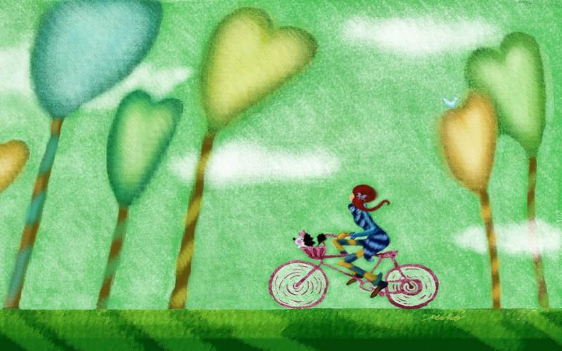 手绘浪漫女孩 壁纸12壁纸 手绘浪漫女孩壁纸 手绘浪漫女孩图片 手绘浪漫女孩素材 绘画壁纸 绘画图库 绘画图片素材桌面壁纸