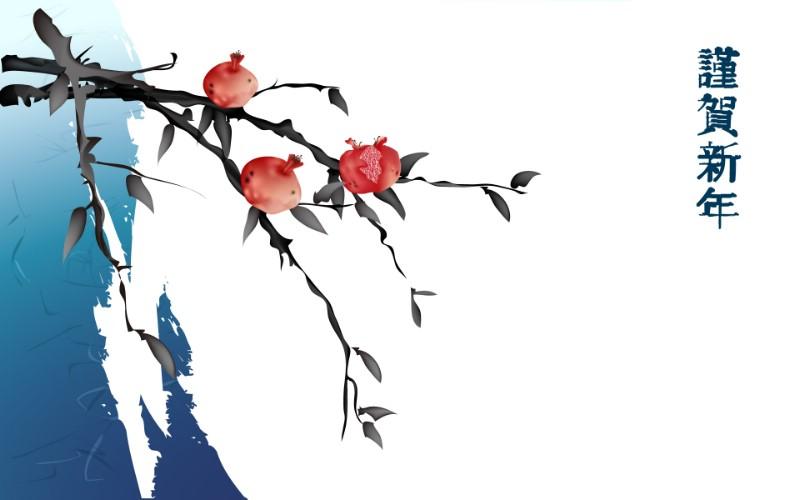 墨染-新年 1 5壁纸 手绘其他 墨染-新年 第一辑壁纸 手绘其他 墨染-新年 第一辑图片 手绘其他 墨染-新年 第一辑素材 绘画壁纸 绘画图库 绘画图片素材桌面壁纸