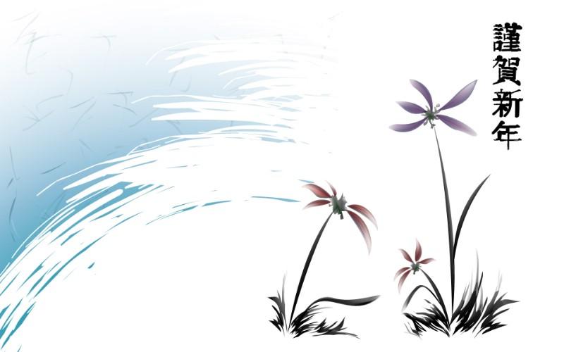 墨染-新年 1 3壁纸 手绘其他 墨染-新年 第一辑壁纸 手绘其他 墨染-新年 第一辑图片 手绘其他 墨染-新年 第一辑素材 绘画壁纸 绘画图库 绘画图片素材桌面壁纸