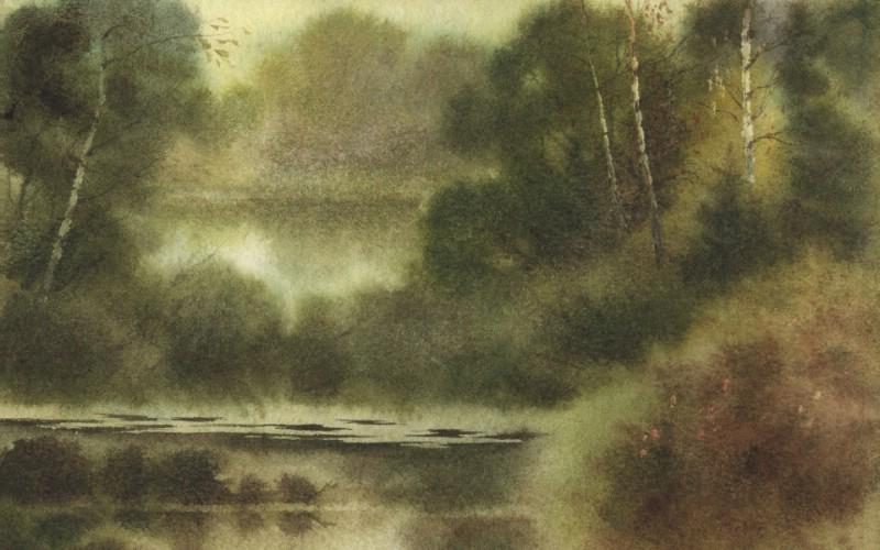 水彩景色 2 19壁纸 水彩景色壁纸 水彩景色图片 水彩景色素材 绘画壁纸 绘画图库 绘画图片素材桌面壁纸