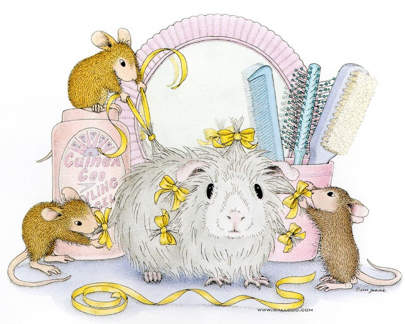 Beauty Parlour 可爱小老鼠插画壁纸壁纸 鼠鼠一家温馨小老鼠插画壁纸壁纸 鼠鼠一家温馨小老鼠插画壁纸图片 鼠鼠一家温馨小老鼠插画壁纸素材 绘画壁纸 绘画图库 绘画图片素材桌面壁纸