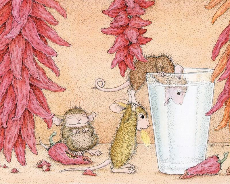 辣椒 可爱小老鼠插画壁纸壁纸 鼠鼠一家温馨小老鼠插画壁纸壁纸 鼠鼠一家温馨小老鼠插画壁纸图片 鼠鼠一家温馨小老鼠插画壁纸素材 绘画壁纸 绘画图库 绘画图片素材桌面壁纸