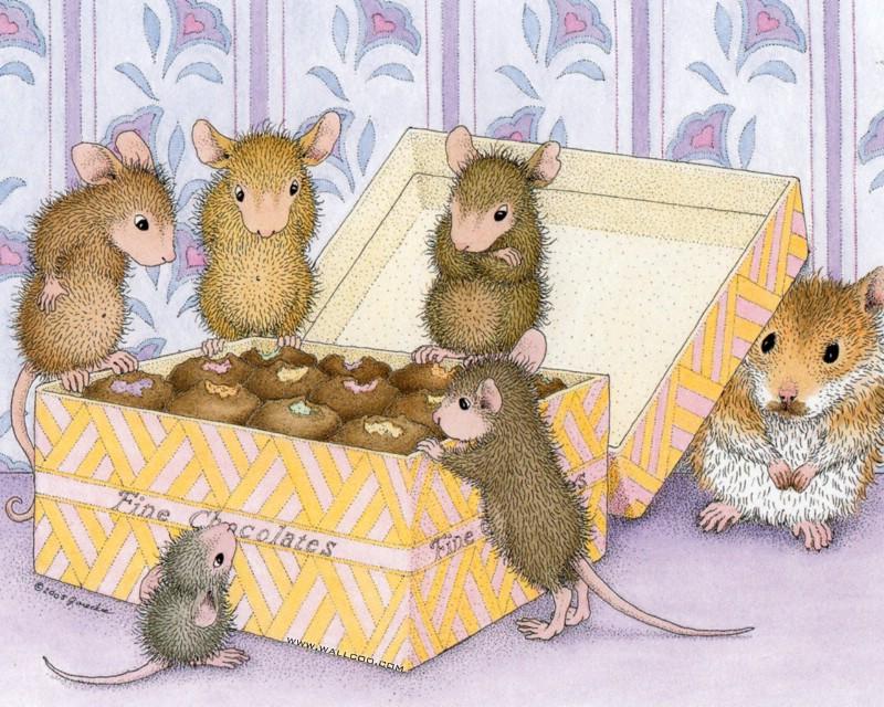 巧克力 可爱小老鼠插画壁纸壁纸 鼠鼠一家温馨小老鼠插画壁纸壁纸 鼠鼠一家温馨小老鼠插画壁纸图片 鼠鼠一家温馨小老鼠插画壁纸素材 绘画壁纸 绘画图库 绘画图片素材桌面壁纸