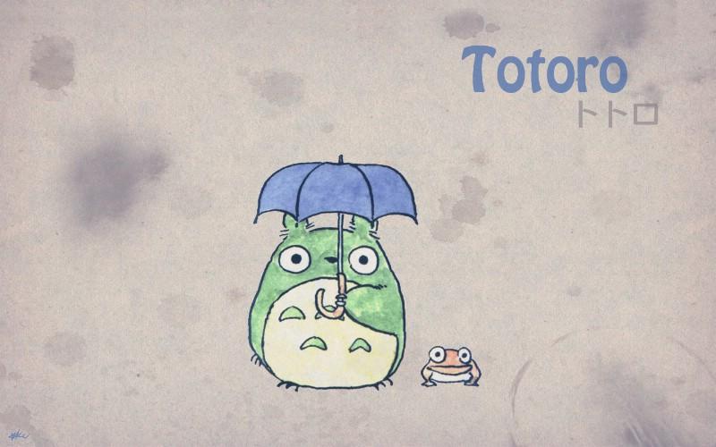 Totoro 龙猫 手绘简约版 壁纸2壁纸 Totoro(龙猫)壁纸 Totoro(龙猫)图片 Totoro(龙猫)素材 绘画壁纸 绘画图库 绘画图片素材桌面壁纸