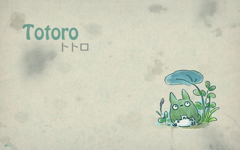 Totoro 龙猫 手绘简约版 壁纸4壁纸 Totoro(龙猫)壁纸 Totoro(龙猫)图片 Totoro(龙猫)素材 绘画壁纸 绘画图库 绘画图片素材桌面壁纸