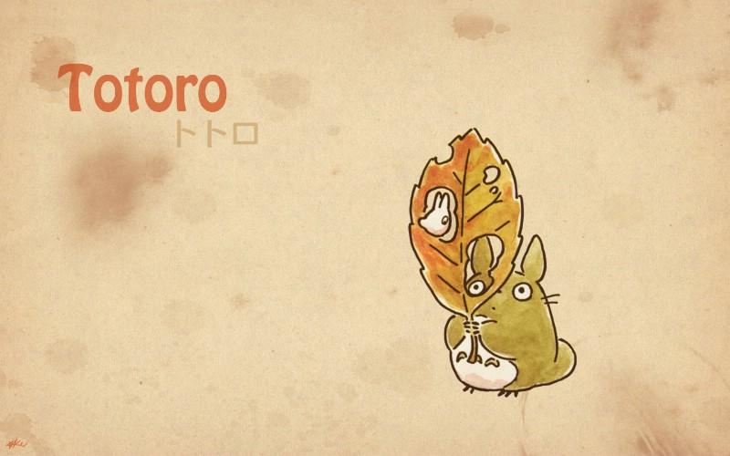 Totoro 龙猫 手绘简约版 壁纸6壁纸 Totoro(龙猫)壁纸 Totoro(龙猫)图片 Totoro(龙猫)素材 绘画壁纸 绘画图库 绘画图片素材桌面壁纸