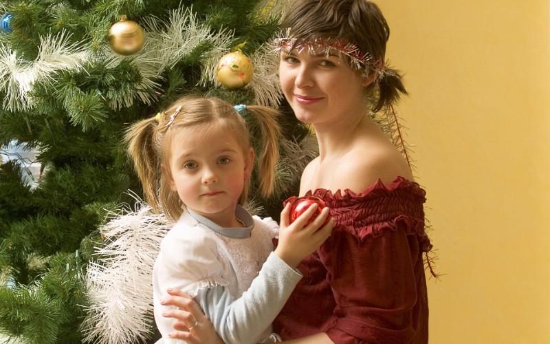 可爱宝宝过圣诞 圣诞节人物图片