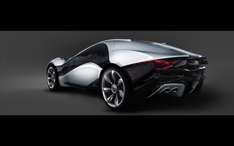 Bertone Pandion Dream Alfa Romeo 意大利概念车 壁纸4壁纸 Bertone Pa壁纸 Bertone Pa图片 Bertone Pa素材 静物壁纸 静物图库 静物图片素材桌面壁纸