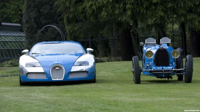 布加迪威龙BugattiVeyron跑车宽屏山水壁纸9壁纸美女图片大全图片