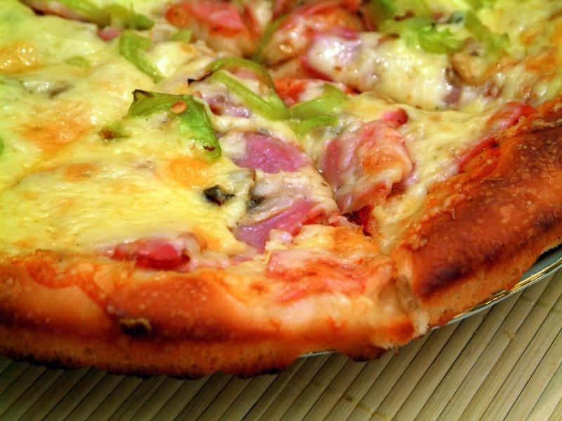 Pizza 2 10壁纸 Pizza壁纸 Pizza图片 Pizza素材 美食壁纸 美食图库 美食图片素材桌面壁纸