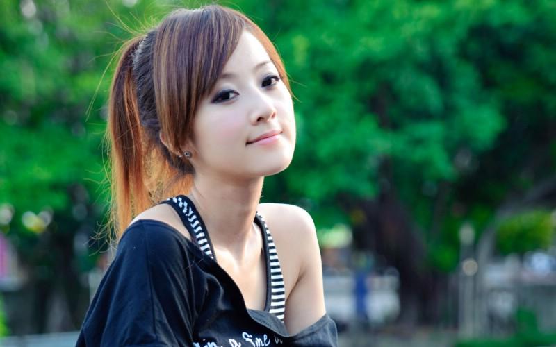 高清台湾宽屏美女壁纸壁纸 高清台湾宽屏美女