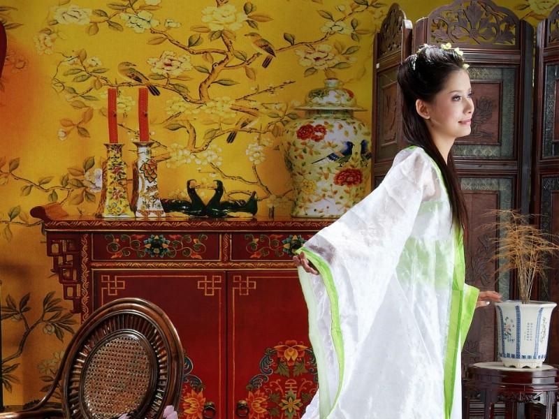 古装美女 壁纸36壁纸 古装美女壁纸图片